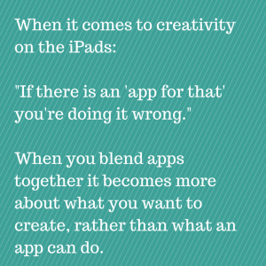 When it comes to creativity on the